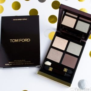Tom Ford  Eye Color Quad in Silvered Topaz